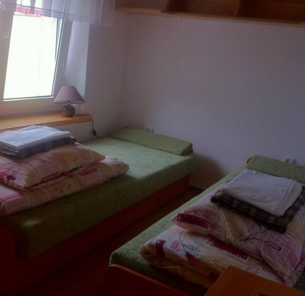 Pokoje Gościnne Zofia w Grzybowie.