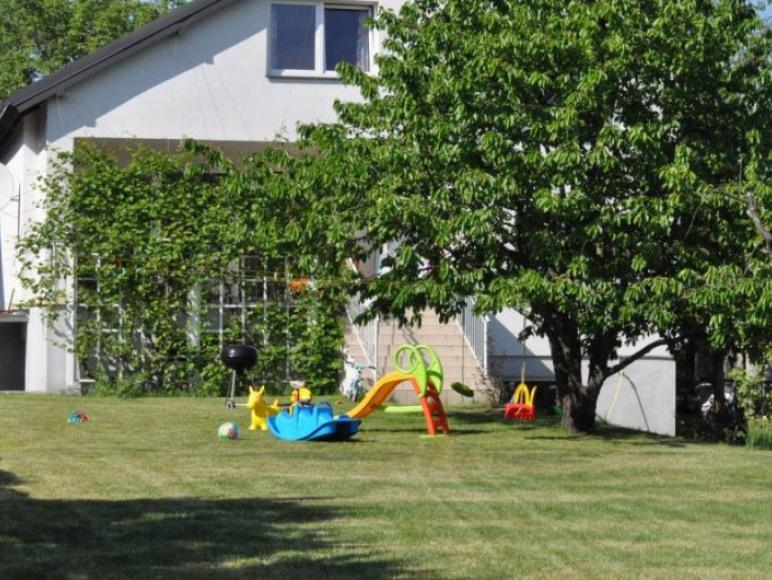 Słoneczny Dom plac zabaw