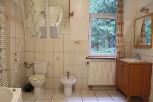 łazienka apartament na piętrze