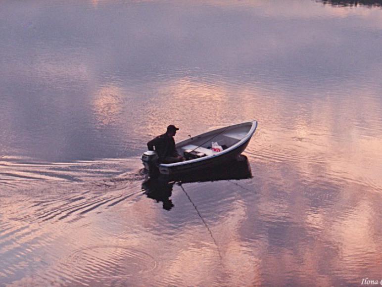Można wypożyczyć łódki