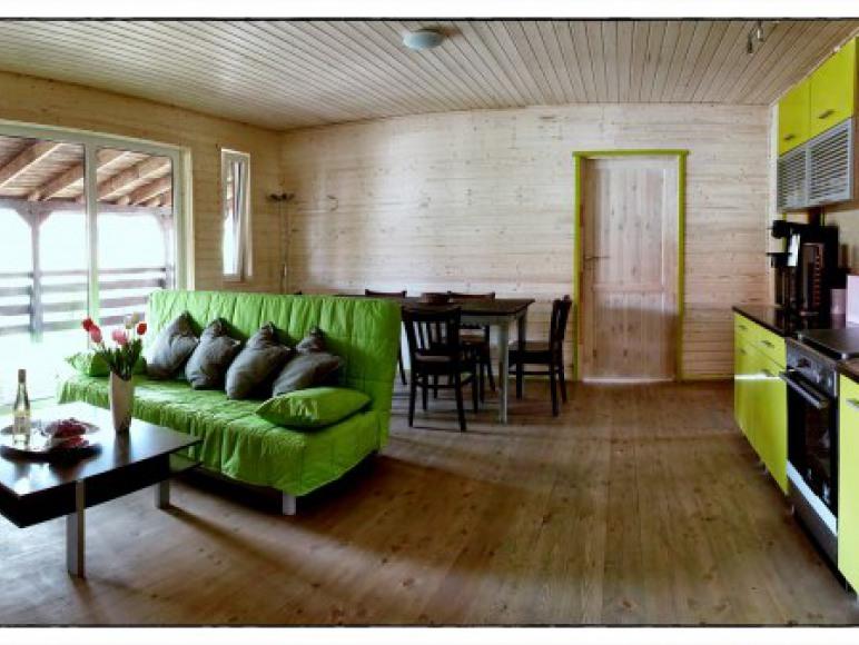 Apartament Limonkowy - Salon