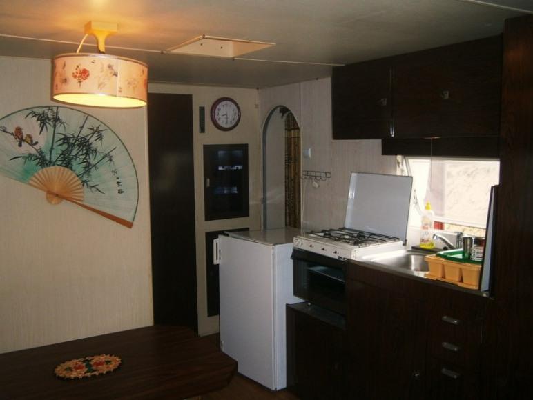 Kuchnia w domku