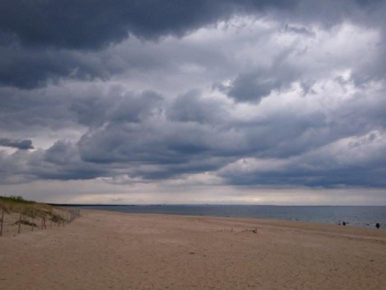 piękne plaże Świbna