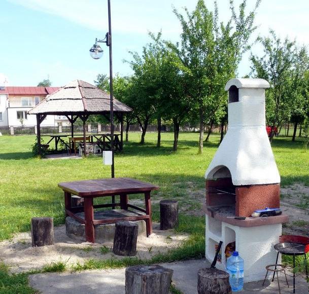 Dom nad jeziorem Mazury