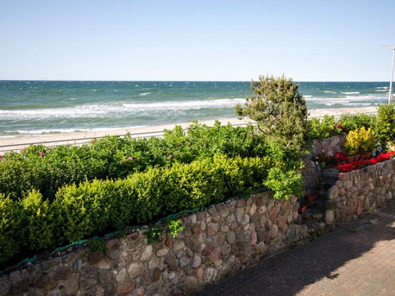 Domy Gościnne Nad Brzegiem Morza