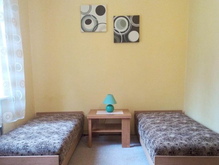 Pokój 2-osobowy parter