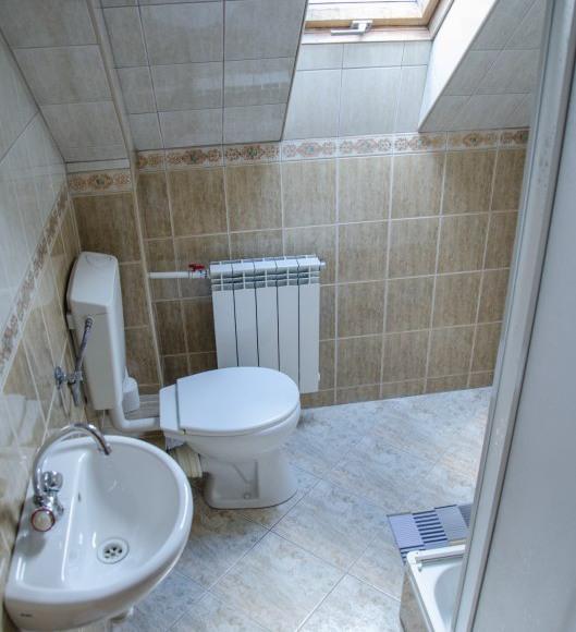 Łazienka dla pokoju nr 5