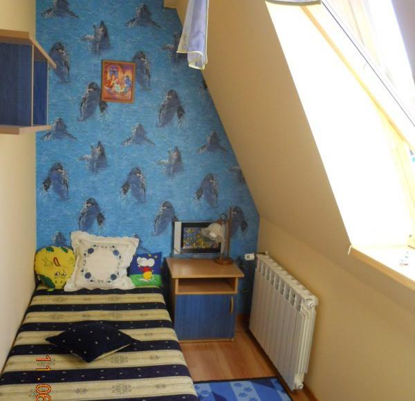 Pokoik dla dziecka w pokoju nr.10