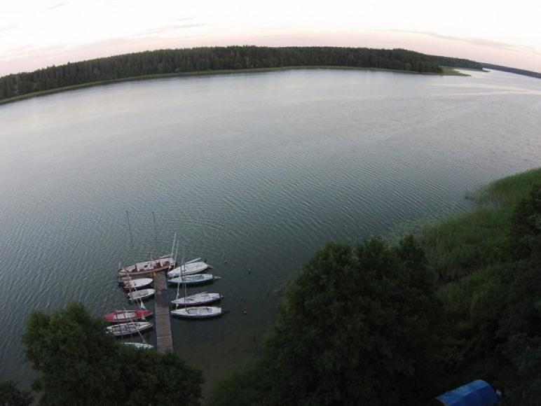 jezioro stackie i rajgrodzkie