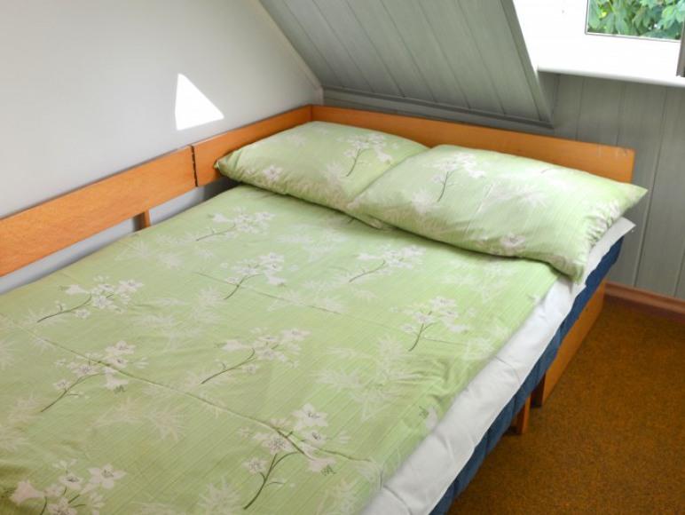 mieszkanie samodzielne - pokój zielony