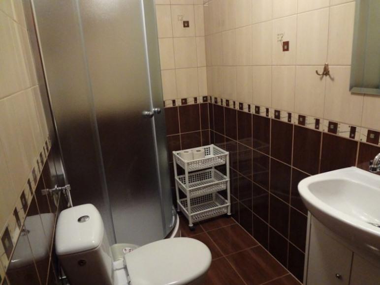 Łazienka do pokoju nr. 4