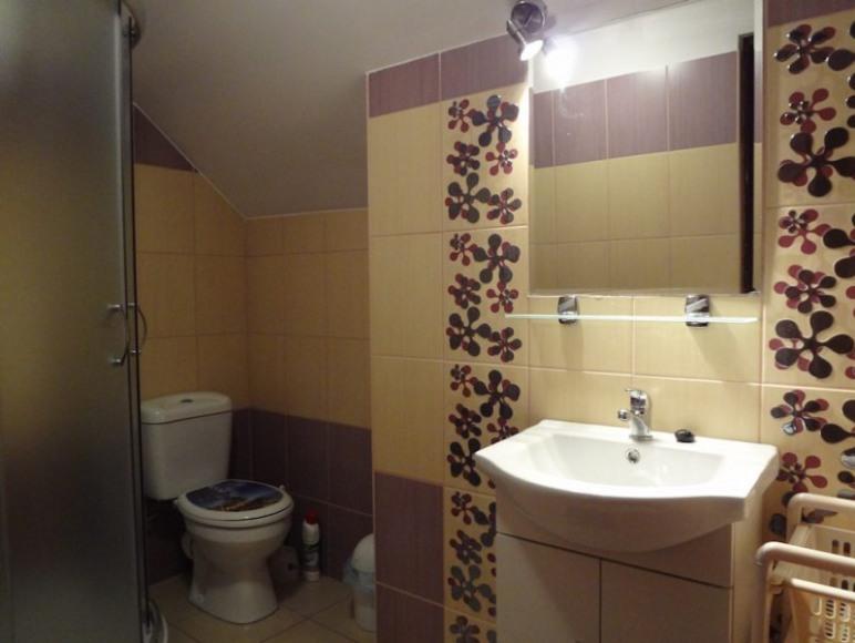 Łazienka do pokoju nr. 5