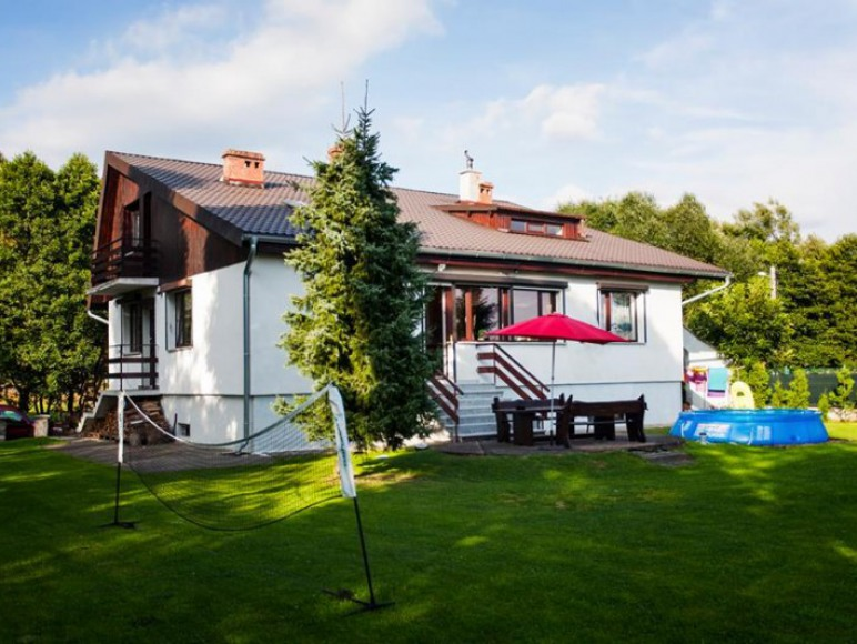 Agroturystyka - Hubiza - Dom do wynajęcia Bukówka