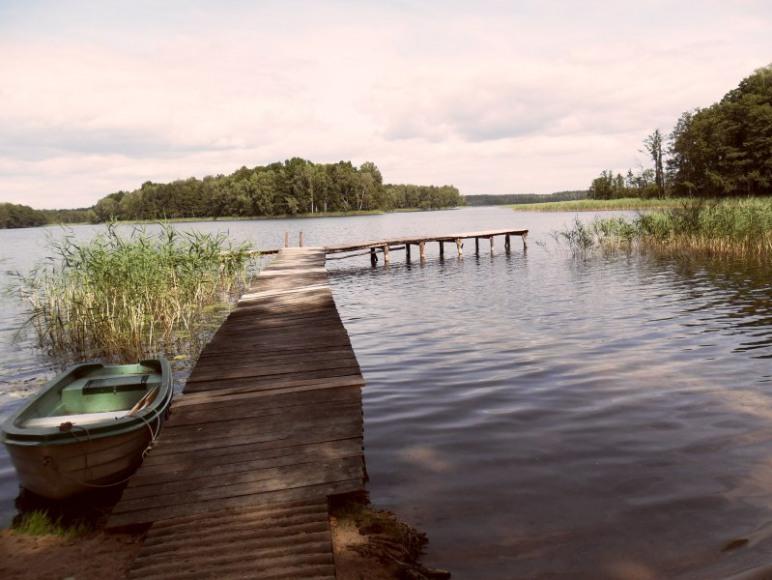 Jeziorko Gromskie