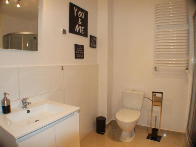 Apartament III-łazienka