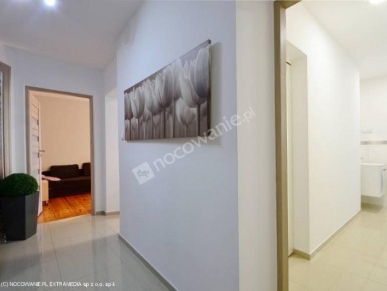Apartament I- przedpokój