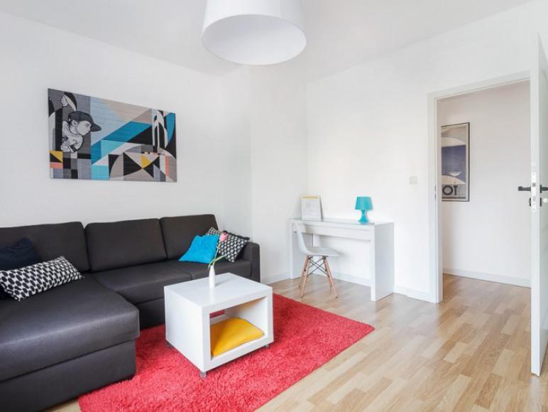 Apartament Standard- salon