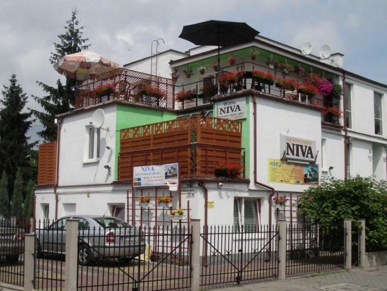 Dom Wypoczynkowy NIVA