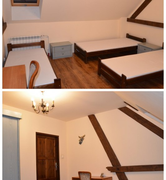 Pokój nr 5, 1-3 osobowy