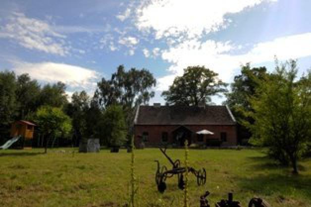 Na lesnej polanie - Dom pod lipami