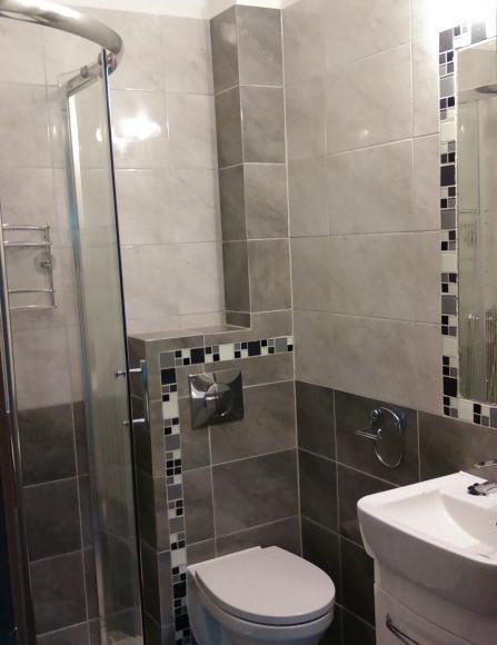 Łazienka nowe pokoje