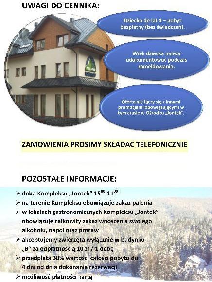 Ośrodek Pilsko-Jontek Korbielów