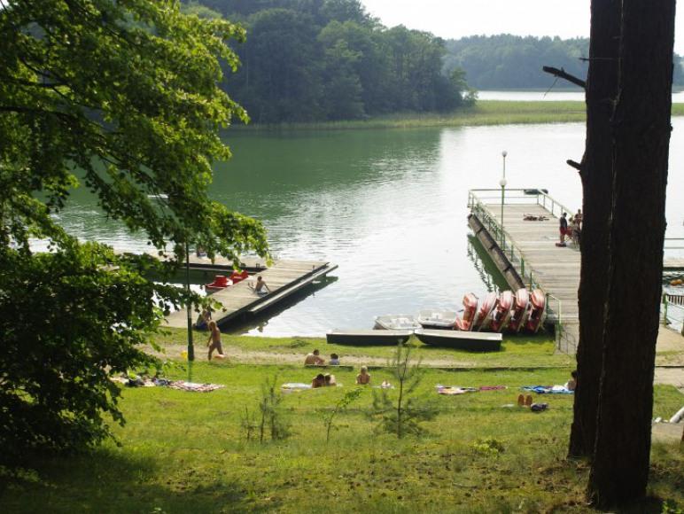 Ośrodek Wypoczynkowy Jeziornik w Borzechowie