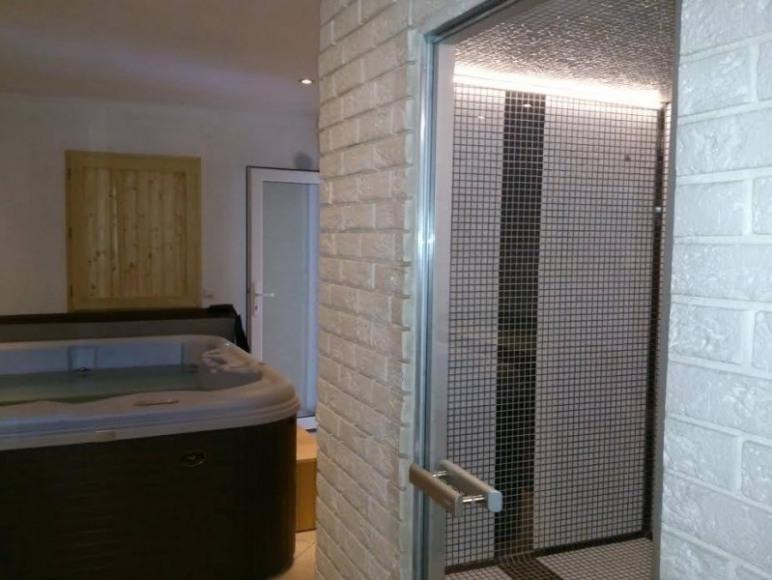 sauna parowa