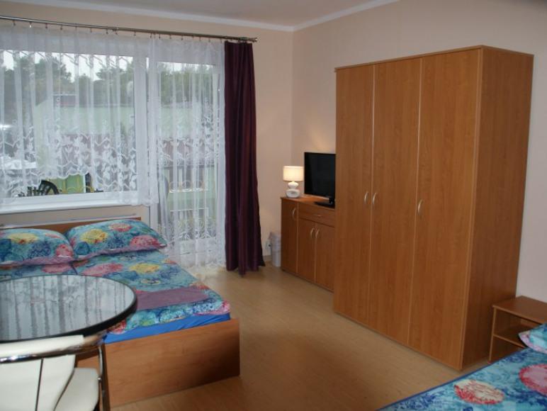 Pokój 3 osobowy z balkonem nr 4