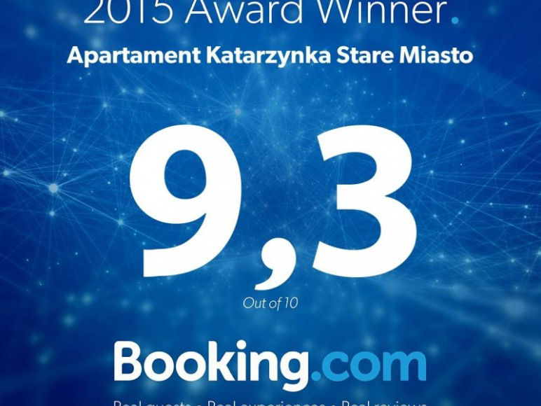Apartament Katarzynka Stare Miasto