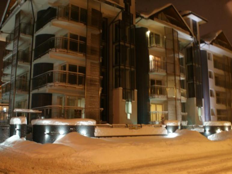"""Apartament Stara Polana - Tulipan""Basen Suana Jacuzii"