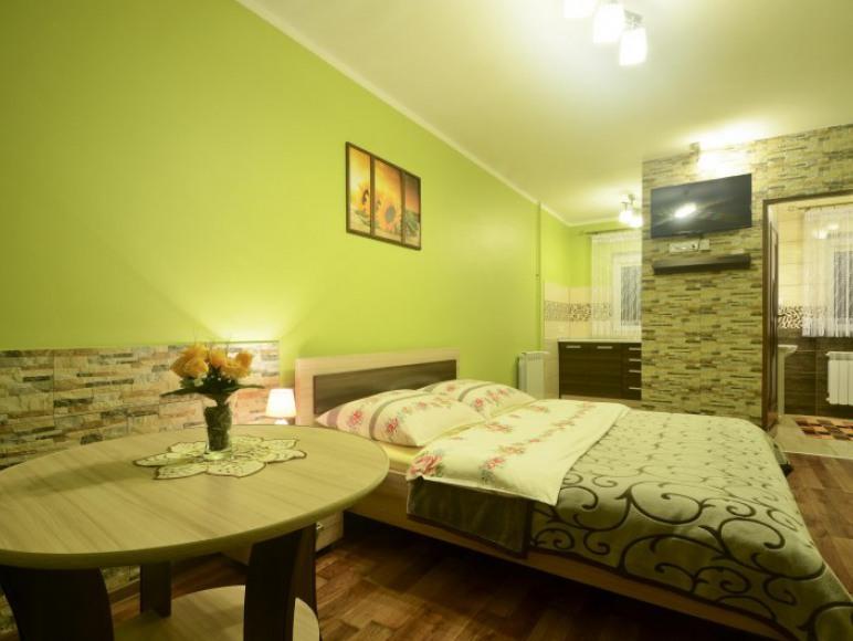 Apartament2/3os.Zielony