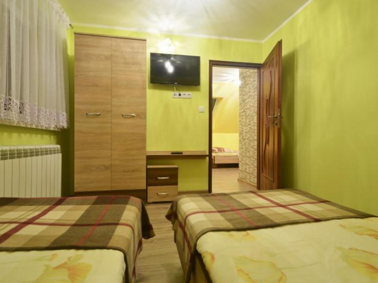 druga sypialnia-apart.wiosenny