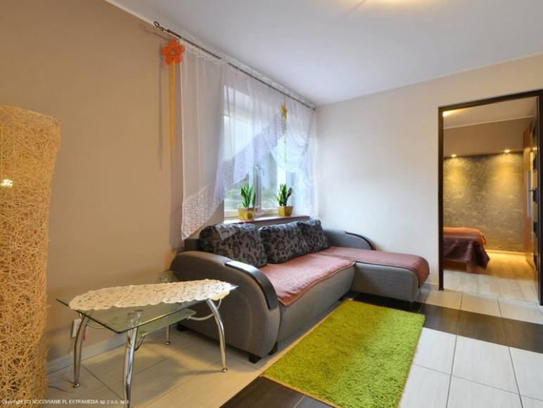 Salon - apartament 4 osobowy