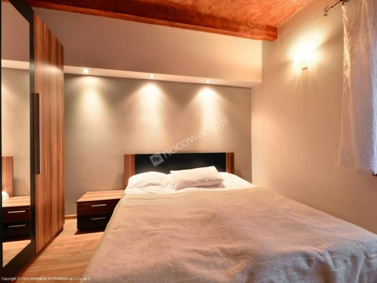 Sypialnia - apartament 6 osobowy.