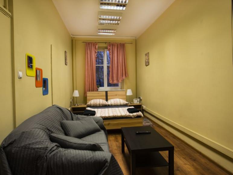 ART Hostel Poznań - Pokój 2 osobowy