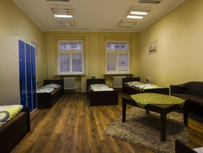 ART Hostel Poznań - Pokój 5 osobowy