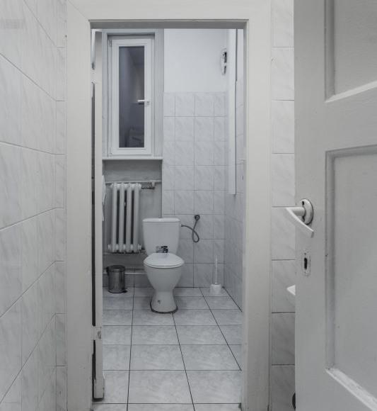 ART Hostel Poznań - Toaleta