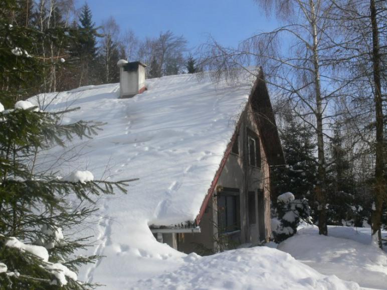 Dom w Rudawach Janowickich