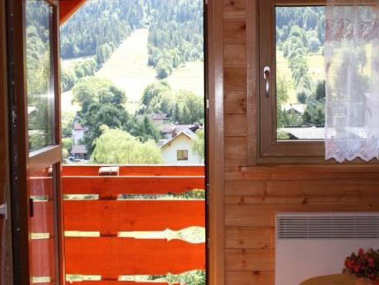Domek Alpejski i Apartament z widokiem na Skrzyczne