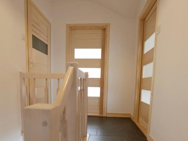 Drugi poziom apartamentów