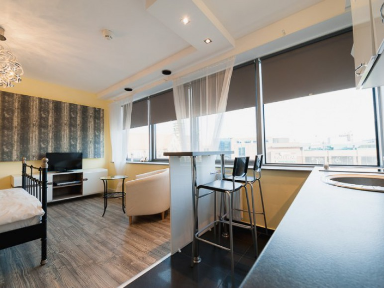 EXCLUSIVE APARTMENTS – CITY RESIDENCE