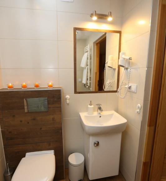 Apartament nr 2: Łazienka