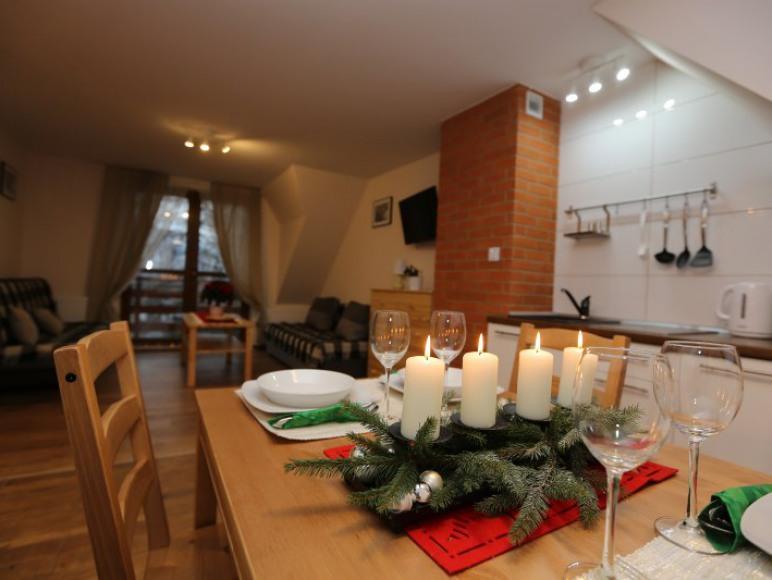 Apartament nr 2: Kuchnia
