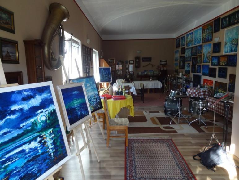 Muzykalnia - wystawa
