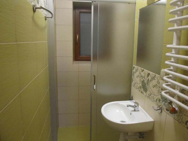 łazienka do 2 pokoi