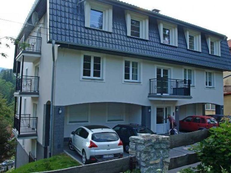 Apartament Cristal-willa Avangarda