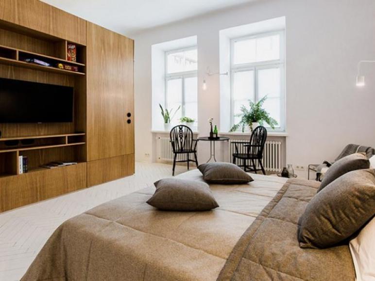Apartament B 2 os.
