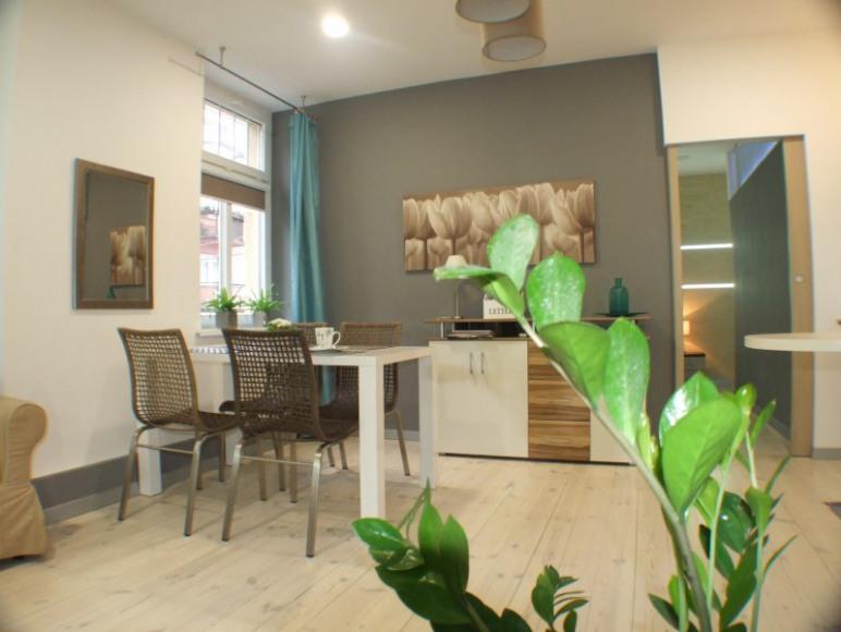 Apartament II - salon