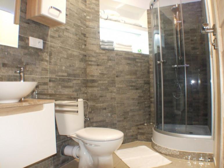 Apartament II - łazienka
